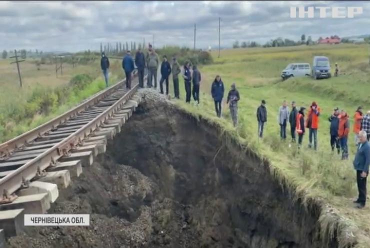 Залізнична колія пішла під землю біля кордону з Молдовою