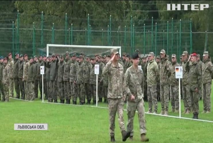 На міжнародних військових навчаннях у Львові тренуватимуться армійці з 15 країн