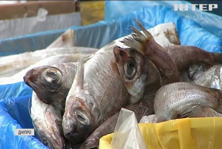 Мешканці Дніпра потерпають від стихійних звалищ сміття після ринків