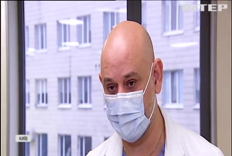 """В """"Охматдиті"""" вперше в Україні провели трансплантацію серця дитині"""
