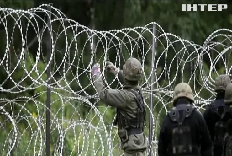 Польща споряджає на кордон із Білоруссю додаткові військові сили
