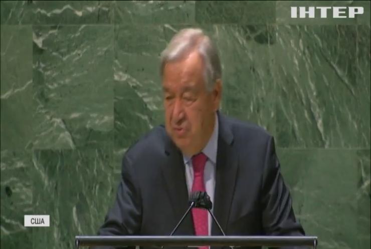 Таліби хочуть виступити на засіданні Генеральної асамблеї ООН
