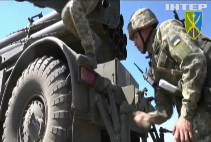 Збройні сили України провели навчання біля окупованого Криму