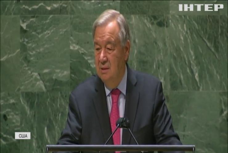 Таліби хочуть виступати на засіданні Генасамблеї ООН