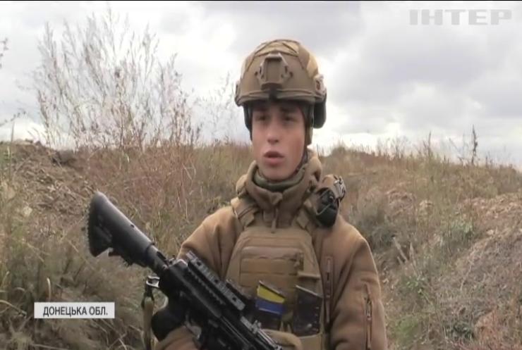 Війна на Донбасі: ворожі безпілотники скидали боєприпаси ВОГ-17