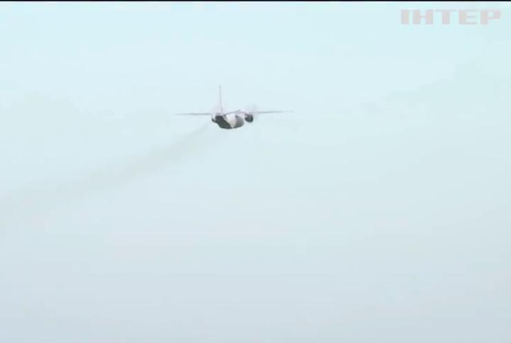 У Росії зник з радарів військовий літак