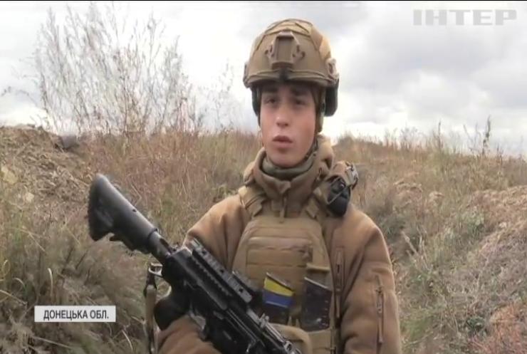 Ситуація на фронті: ворог інтенсивно обстрілює українські позиції
