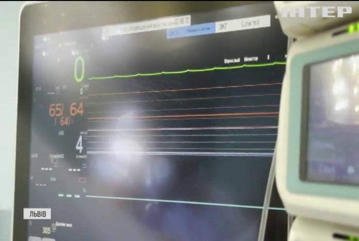 Українська медицина виходить на новий рівень: лікарі пересадили легені