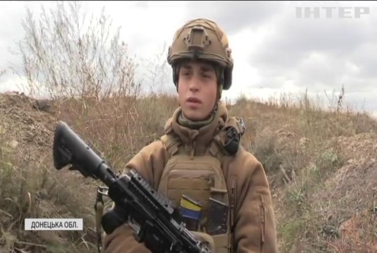 Ситуація на фронті: двох українських бійців поранено