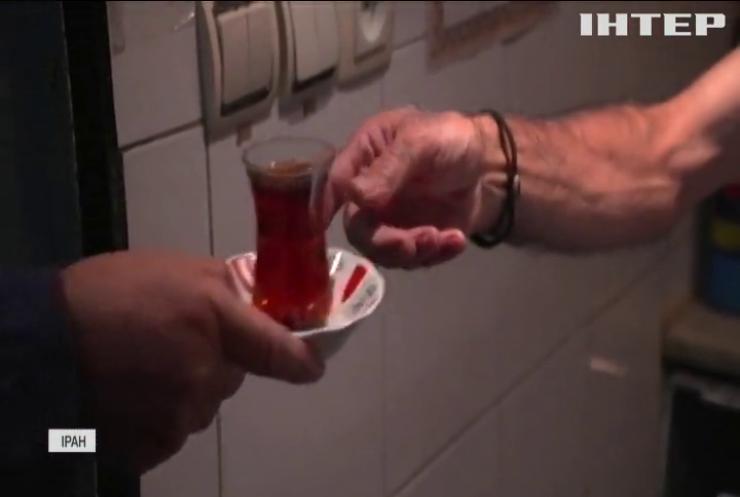 В Ірані журналісти знайшли сторічний чайний будинок