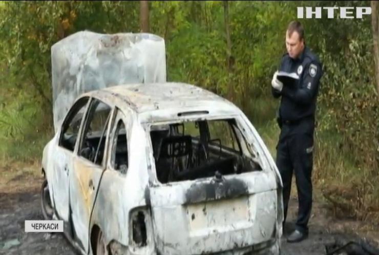 Правоохоронці Черкас продовжують шукати вбивцю кримінального авторитета