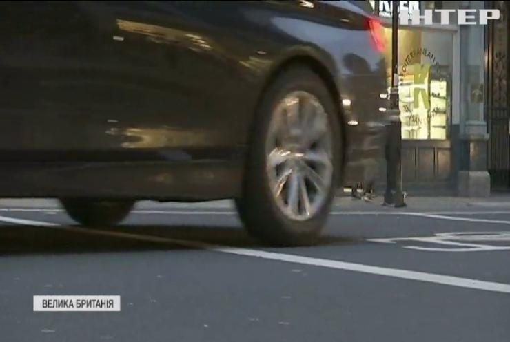 Британські компанії з оренди таксі переходять на електрокари