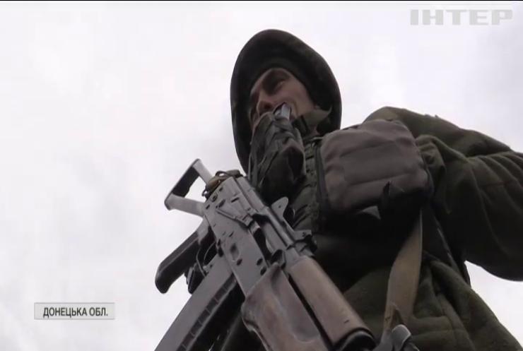 Війна на Донбасі: зафіксували 12 ворожих атак