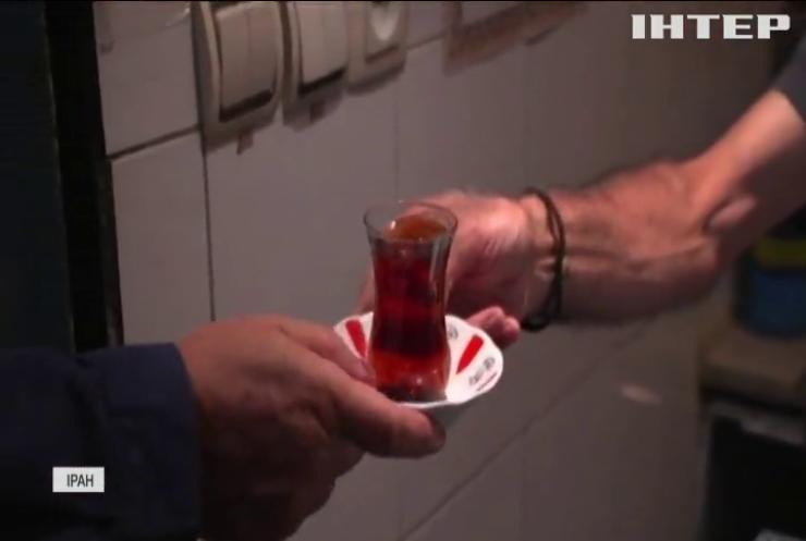 Найменший в світі чайний будинок знайшли в Ірані