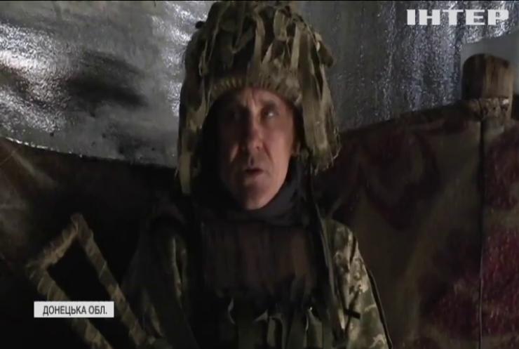 Війна на Донбасі: військові спостерігають зниження інтенсивності обстрілів