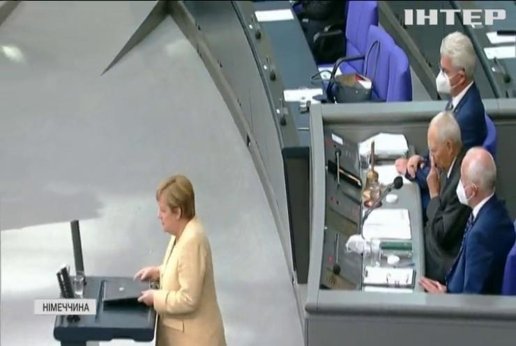 Партія Олафа Шольца лідирує з розривом у три відсотки