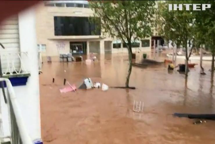 Іспанія потерпає від повеней: фермери повідомлять про збитки на 8 мільйонів євро