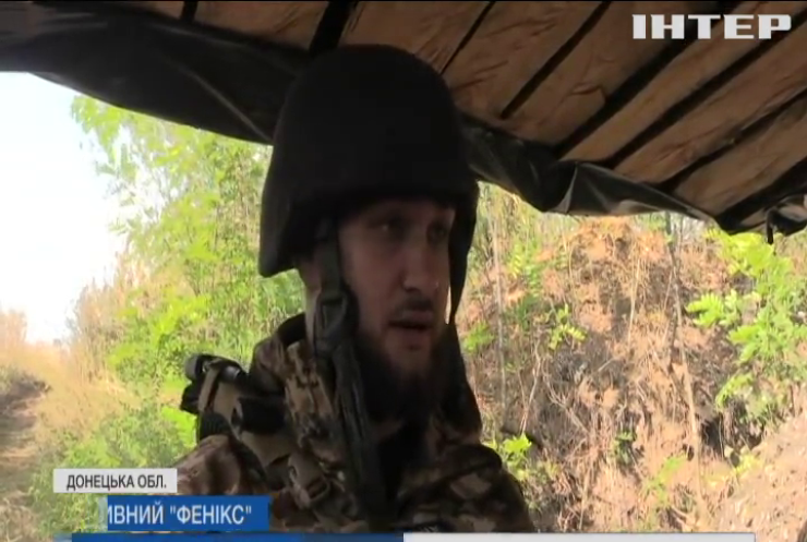 Війна на Донбасі: позиції українських військових атакували з мінометів