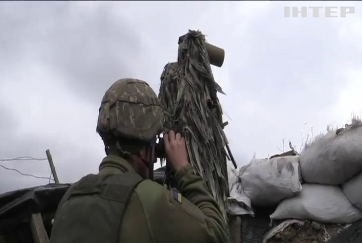 Війна на Донбасі: одного армійця поранили внаслідок обстрілів