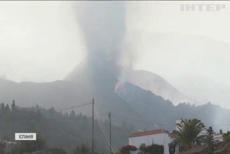 На іспанському острові тиждень вивергається вулкан