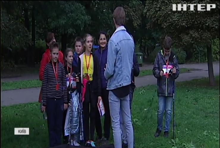 Учасники благодійного забігу у Києві збирали кошти для дитячої лікарні