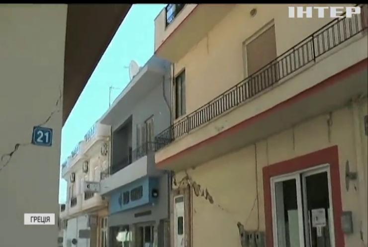 Дев'ятеро людей травмувались внаслідок землетрусу на острові Крит