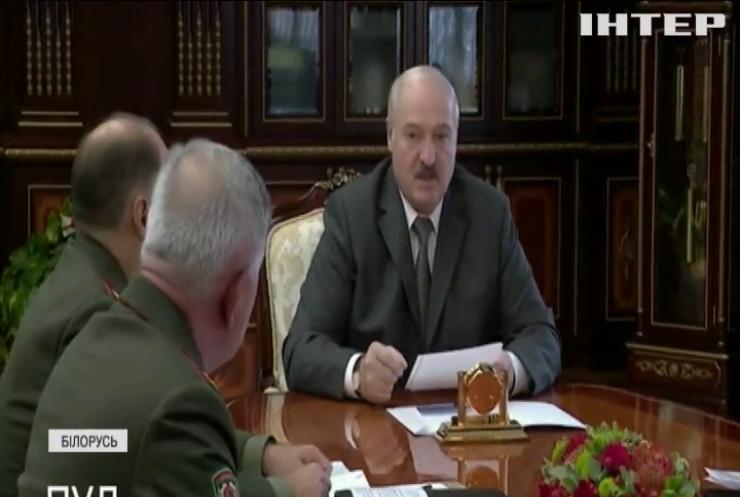 Лукашенко нервує через проведення в Україні навчань вояків НАТО