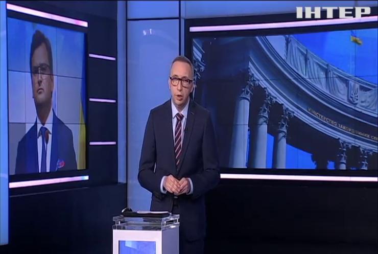 Дмитро Кулеба заявив, що Україна сама розбереться зі своєю територією