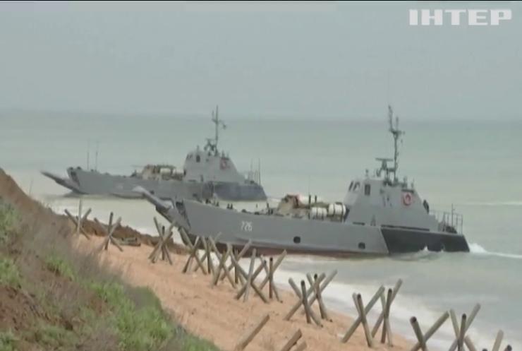 Російські армійці розпочали військові навчання в окупованому Криму