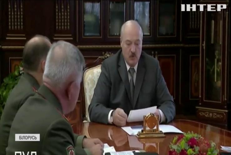 Лукашенко розкритикував залучення до українського вишколу військових НАТО