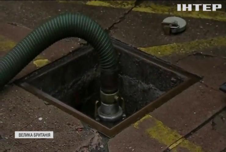 Великобританія потерпає від дефіциту пального