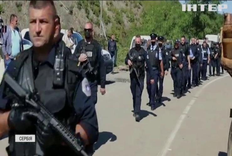 Підрозділи НАТО контролюватимуть прикордонні пункти між Сербією та Косовом