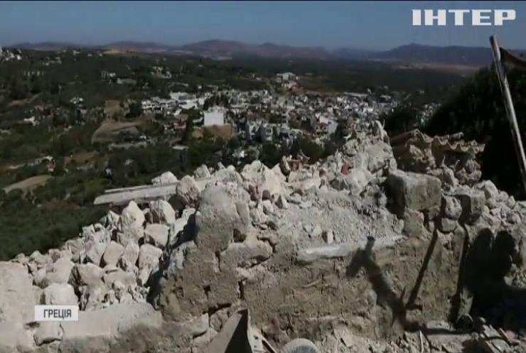 На Криті зростає кількість постраждалих через землетрус