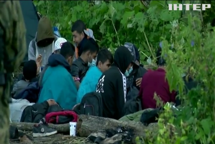 Білоруській кордон: близько двадцяти відсотків мігрантів мають зв'язки з Росією
