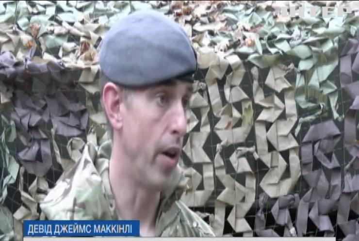 Українські армійці поділилися опитом з військовими НАТО