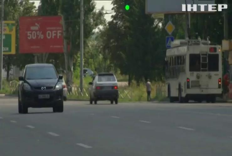 Чотири області України отримають додаткові камери автофіксації ПДР