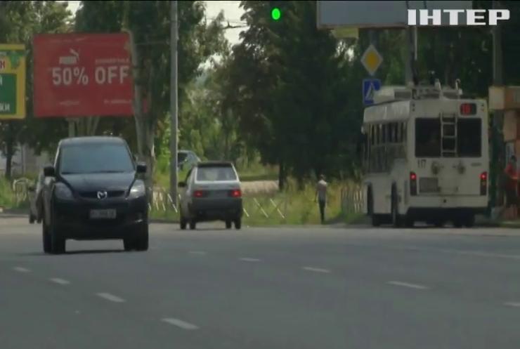 В Україні встановили 20 камер автофіксації порушень ПДР