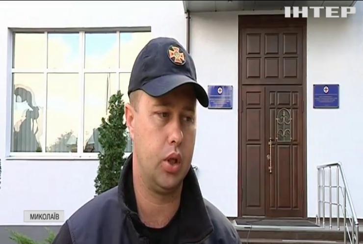 Автотроща на Миколаївщині: шістьох пасажирів госпіталізували