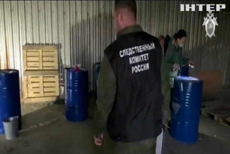 У Росії більше тридцяти людей померли від отруєння алкоголем