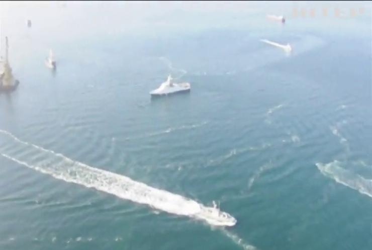 МЗС збираються довести протиправність дій Росії, яка затримала три українські судна