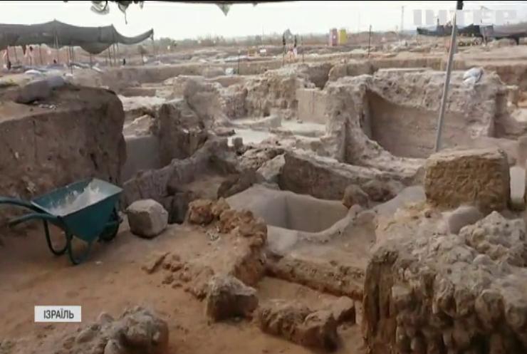Ізраїльські археологи знайшли найбільшу виноробню давнього світу