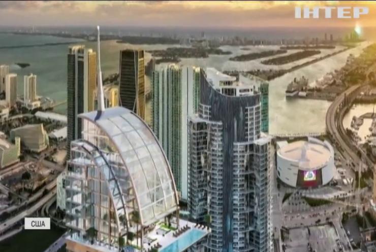 У Маямі будують хмарочос, готовий до коронавірусу