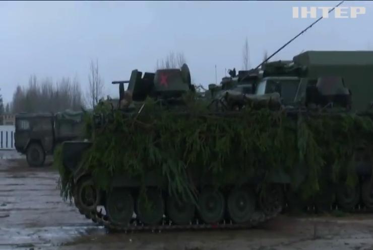 В Литві розпочалися великі військові навчання