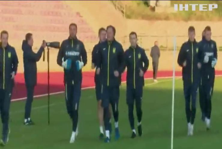 Національна збірна України з футболу не переграла Боснію та Герцеговину