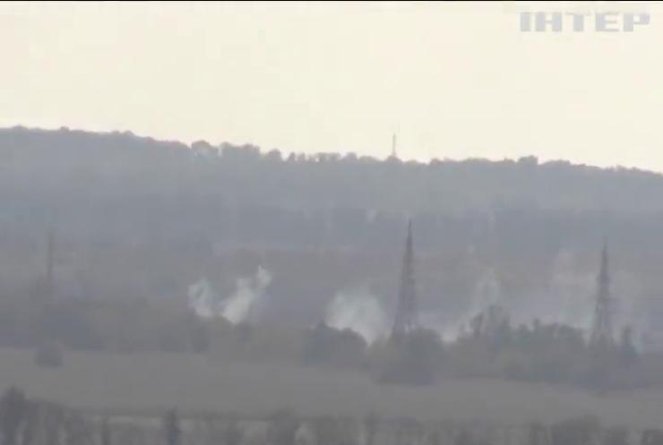 Війна на Донбасі: шість ворожих обстрілів зафіксували минулої доби