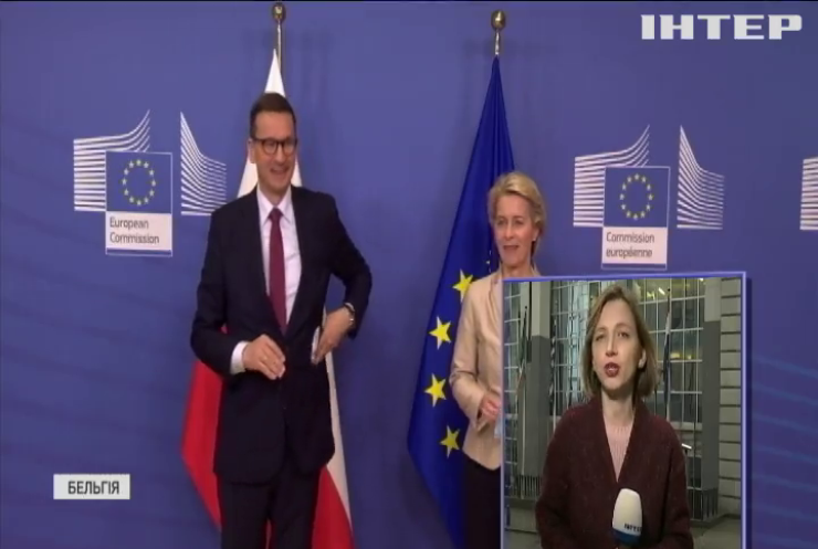 Євросоюз може ввести санкції проти Польщі через розбіжності у законах