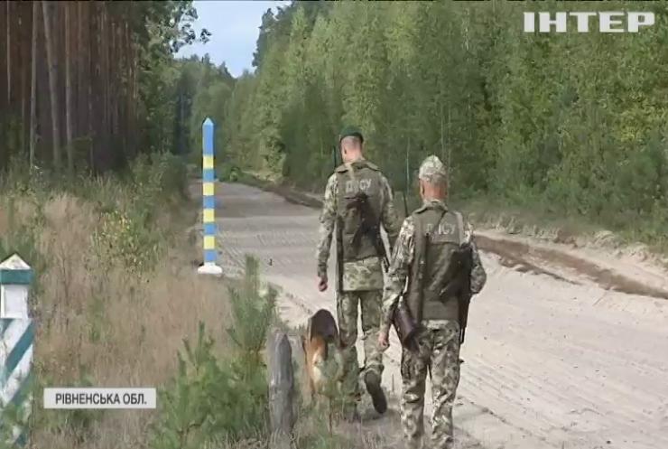 Українсько-білоруський кордон: прикордонники не можуть облаштувати оснащення на землі громади