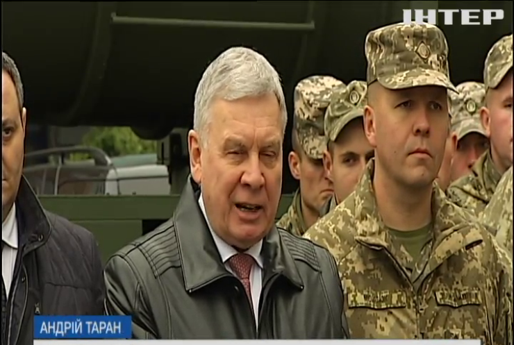 У Києві розмістили виставку із сучасним озброєнням української армії