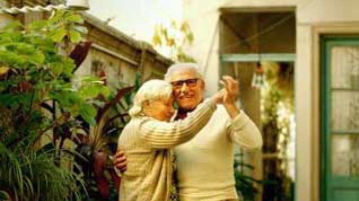 Сексуальное удовлетворение в пожилом возрасте