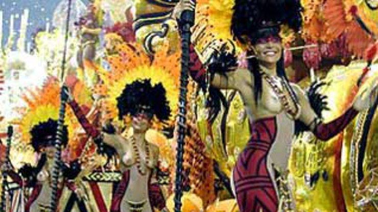 Секс во время карнавала в рио